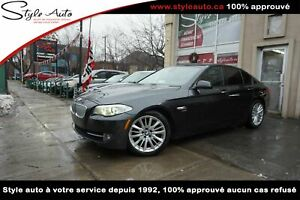 2011 BMW Série 5 Traction intégrale xDrive 550i SPORT PACKAGE NA