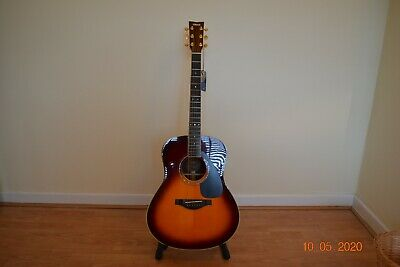 Yamaha Acoustic Guitar LL6 SB  MINT