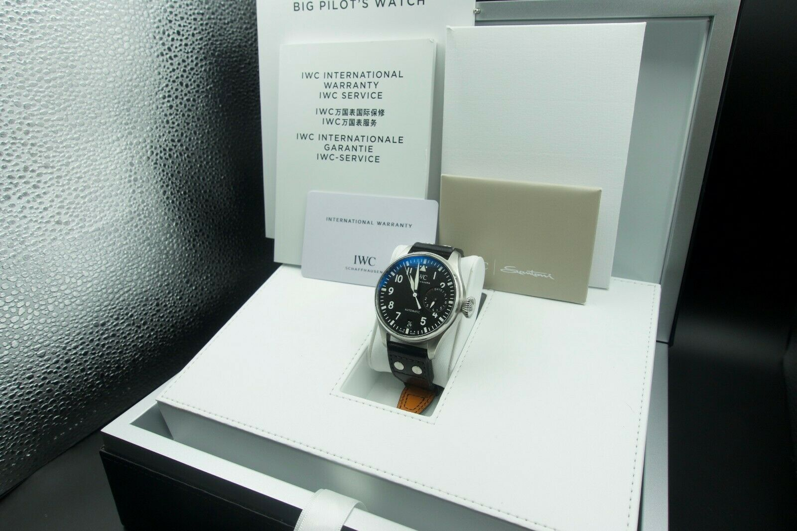 IWC Big Pilot Watch IW500912 Caliber 51111 - watch picture 1