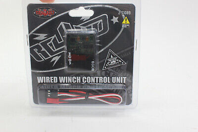 RC4WD RC4ZS1089 Cabrestante Control Wired Winch Unidad Nuevo en Emb. Orig.