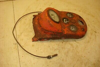 1959 Ford 641 Tractor Dash Instrument Panel 600 800