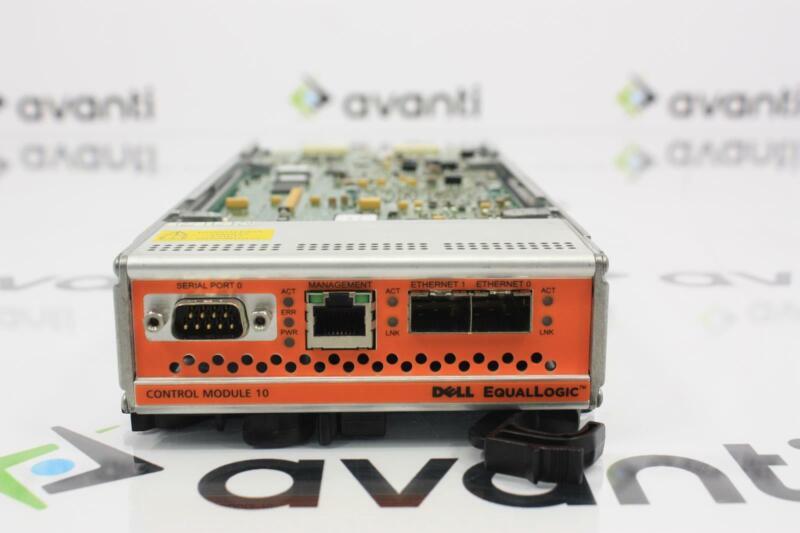 dell EqualLogic Type 10 Controller Module PN - 724K8 / 8D05C / 0G9J5 / 7H0GP