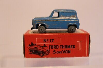 Budgie No. 17 Ford Thames 5 CWT. Van