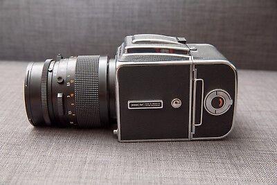 Пленочные фотокамеры Hasselblad 500cm C/M with