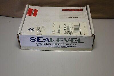 Unused Sealevel Systems Data Acquisition Module Seaio-520u