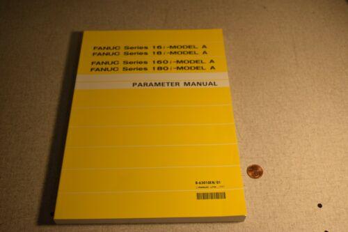 Fanuc B-63010EN/01 Parameter Manual