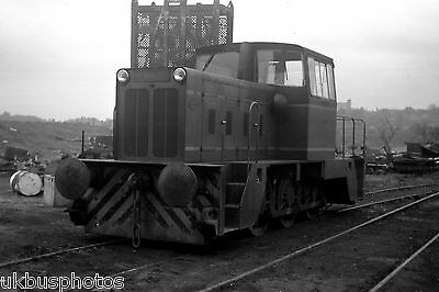 NCB he 0-6-0d Prince of Wales Colliery Pontefract West Yorkshire Rail Photo