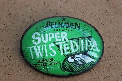 Beer Pump Collectables: Belhaven Brewery : Super Twisted IPA 7%