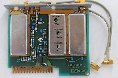 Agilent 08340-60044 Pll1 If Assembly