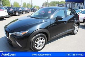 2016 Mazda CX-3 GS*AWD*