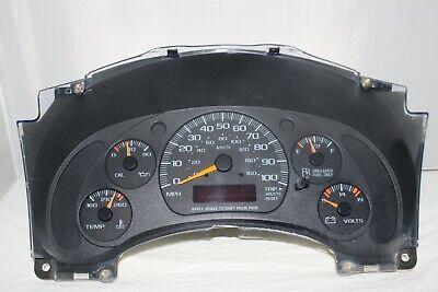 Speedometer Instrument Cluster Dash Panel Gauge Express and Savana 330,876 Miles