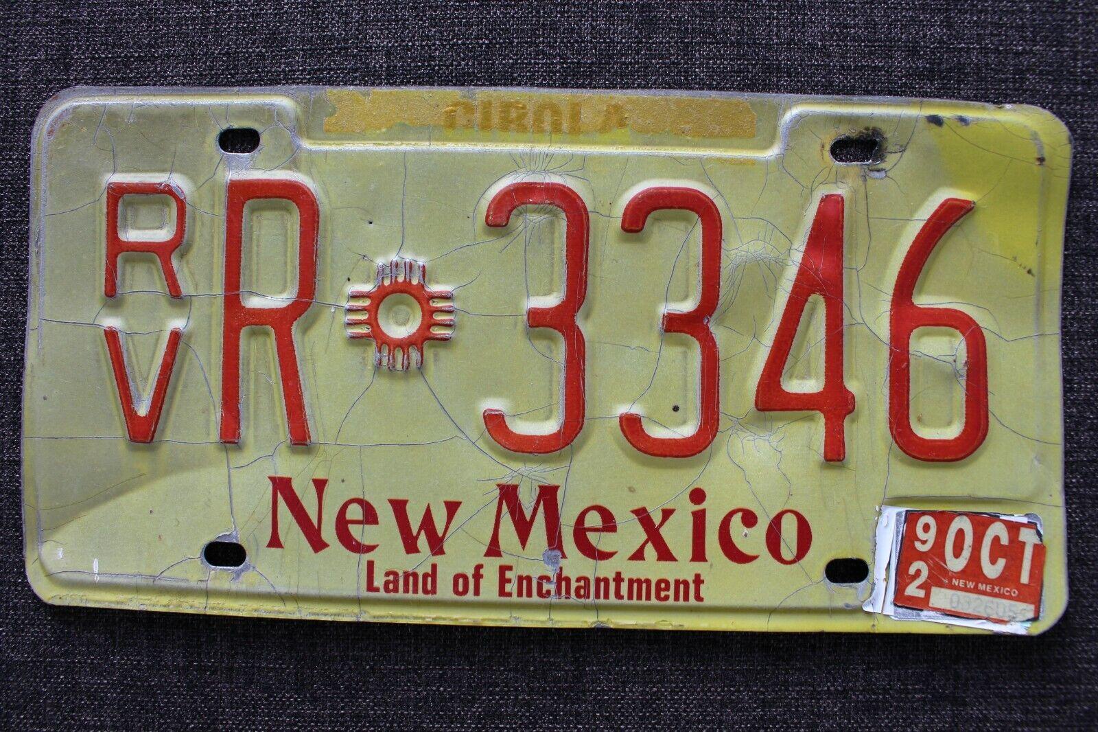 *NEW MEXICO* USA / US / Amerika / Kennzeichen / Nummernschild / License Plate