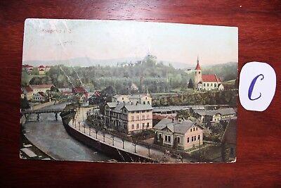 Postkarte Ansichtskarte Österreich Austria Mitteilungen