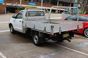 2005 Toyota Hilux Ute Silverwater Auburn Area Preview