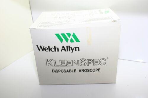 Welch Allyn KLEENSPEC DISPOSABLE ANOSCOPE 53110 BOX 25