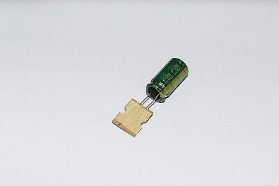 1 Piece Capacitor Sanyo 1500uf 25v 105c 12.5x20mm. Radial. Us Seller