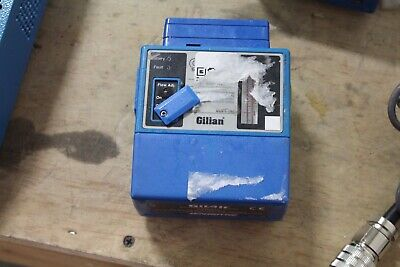 Sensidyne Gilian Gilair Tri-mode Air Sampler