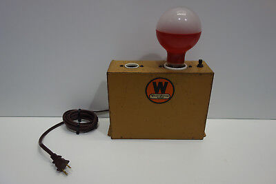 Antique Westinghouse Light bulb tester. Very original. VERY authentic. VERY OLD.