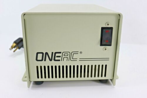 ONEAC CP1105 Power Line Conditioner 006-181 120 VAC 5.0 AMP Made In USA TESTED