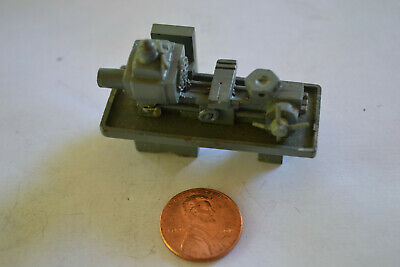 Heavy Duty Turret Lathe Resembles A Bardons Oliver Lead Model