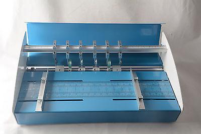 110220v 18 460mm Electric Creaser Scorer Perforator Cutter 3in1 Paper Crease E