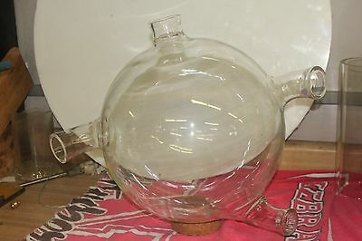 Bou-matic Receiver Dairy Jar Side Inlets At 90