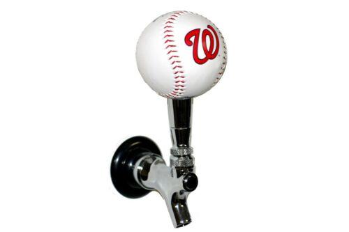 Washington Nationals Licensed Baseball Beer Tap Handle