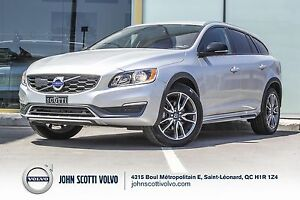 2015 Volvo V60 CC T5 AWD Premier Plus CERTIFIÉE