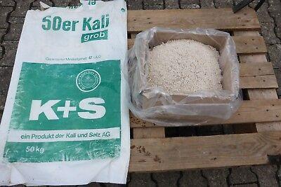 50 iger Kali Dünger , garantierter Mindestgehalt 47 % K²O , gut 10 kg netto ()