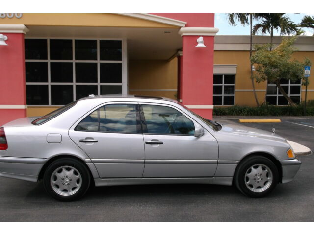 2000 Mercedes C 280 Low Miles Classic One Owner Used