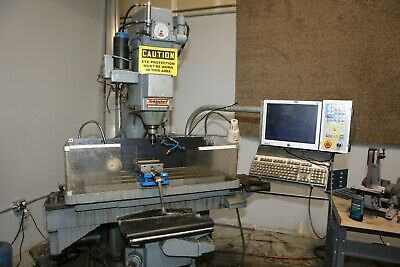 Bridgeport Series Ii Cnc Milling Machine - Used