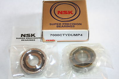 NSK Bearings 7211CTYP5 FFBB C7 Precision Bearing