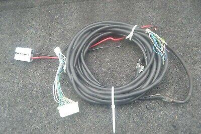 46-0742883-17 Whelen Ultra 9u 9m Lfl Patriot Liberty Lightbar Lc Control Harness