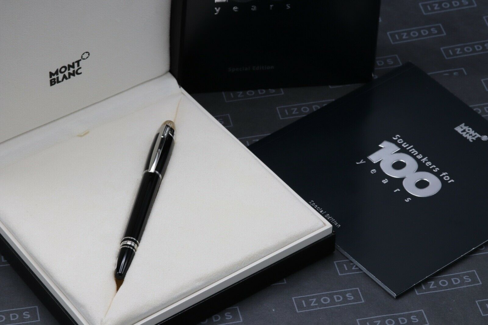 Montblanc Starwalker Soulmakers for 100 Years SE Fountain Pen - UNUSED 7