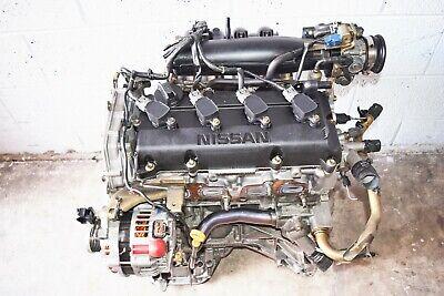20 03 04 05 2006 Nissan Altima S SE Engine QR25 2.5L Motor QR25DE Low 55K Miles