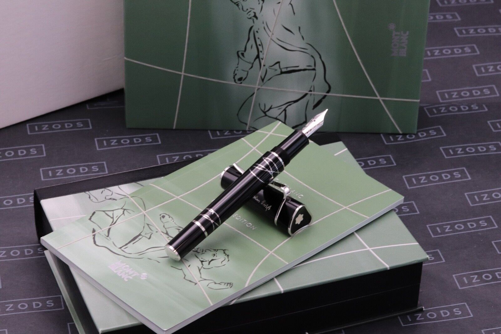 Montblanc Writers Limited Edition Jonathan Swift Fountain Pen