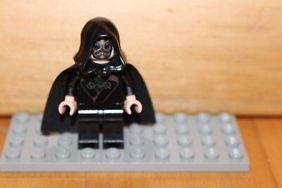 Lego Harry Potter - Figur Lucius Malfoy mit Umhang & Maske aus Set 4867 Hogwarts ()