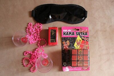 Adult Naughty Games Bundle Handcuffs New with Tags Adult Dress Up Role Play](Adult Dress Up Games)