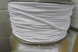 50M PIPING CORD 5MM WASHABLE UPHOLSTERY SUPPLIES