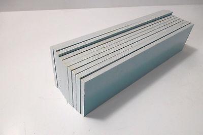 8510) PVC, Polyvinylchlorid, hellgrau, 6mm