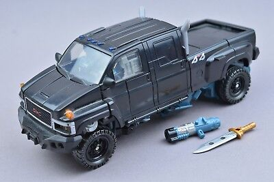 Transformers Dark of the Moon Ironhide Leader DOTM