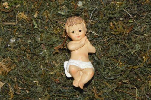 Baby Jesus Figurine Nativity Scene Italian Presepio Pesebre Niño Jesus Belen