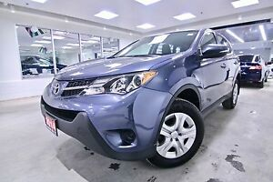 2014 Toyota RAV4  LE FWD, ONE OWNER, CLEAN CARPRROF, NON SMOKER