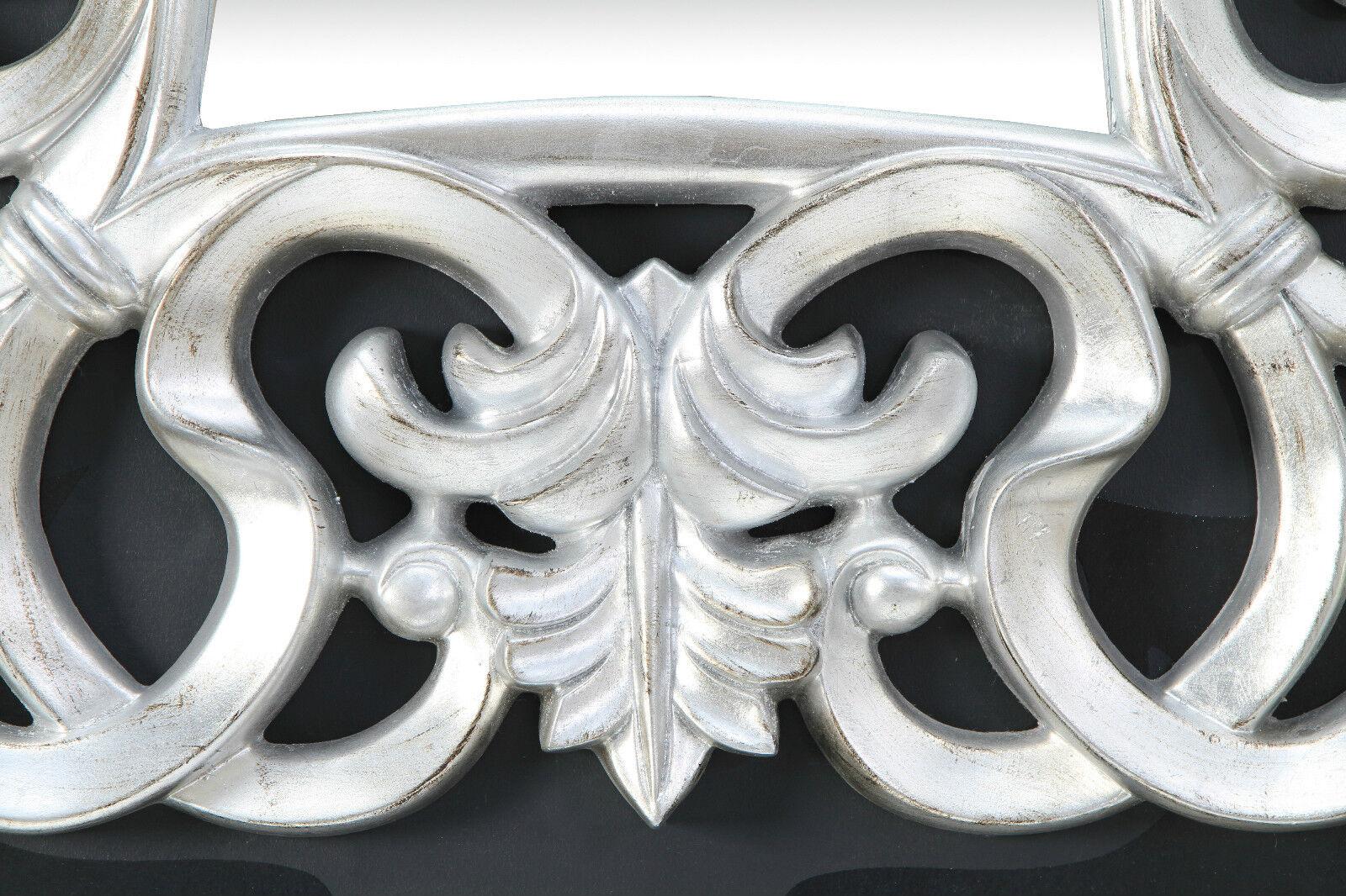 spiegel konsole set antik silber luxuri s prunkvoll barock rokoko specchiera eur 389 90. Black Bedroom Furniture Sets. Home Design Ideas