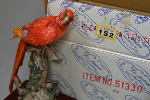New+Boxed+La+Anina+Parrot+Figurine+%28tagY152%29