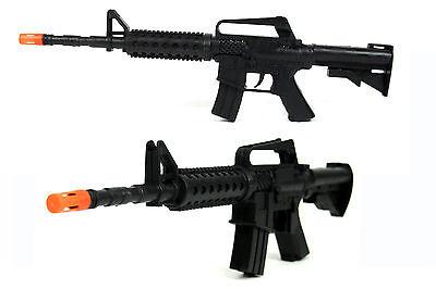 mit RATTER-SOUND 46 cm Maschinengewehr MP Pistole NEU (Spielzeug Pistole Mit Sound)