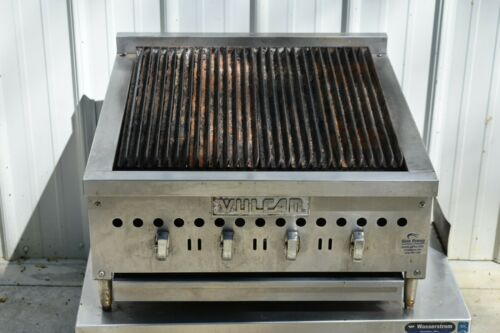 "VULCAN VCCB25-1 25"" RADIANT NATURAL CHARBROILER"
