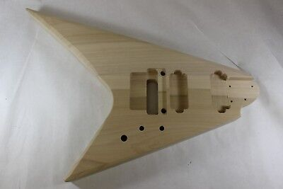 Proline V Guitar Body - 7 String- Fits Ibanez (tm)  RG / UV necks for sale  Shipping to Ireland