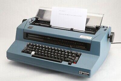 Ibm Selectric Iii Correcting Electric Typewriter Legal Office Vintage