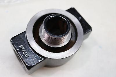 Cim-tek 50004 1 Npt Cast-iron Fuel Filter Head Adapter Usa 200ae 250ae 260ae